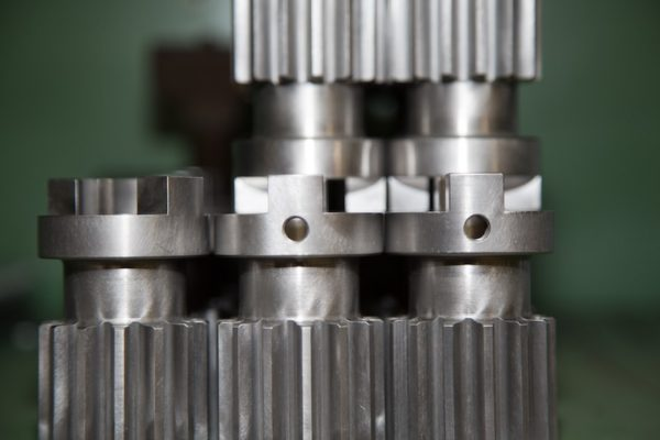 contract machining products
